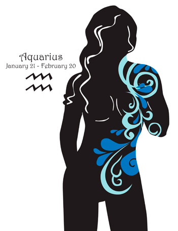 эротический гороскоп женщины водолея