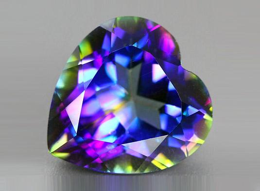 камень топаз мистик фото