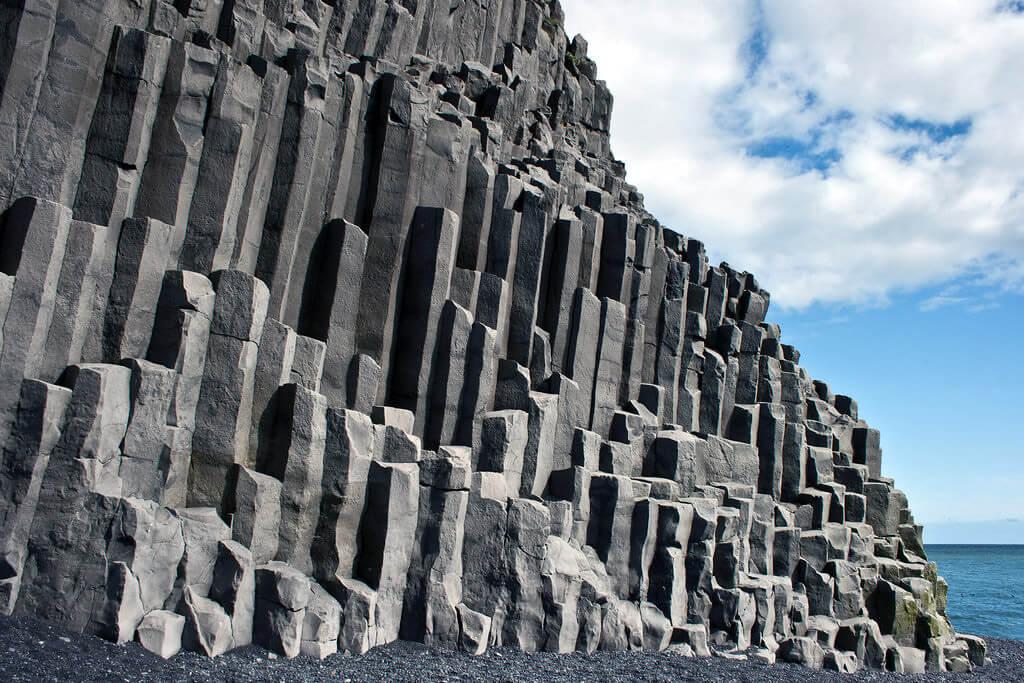 Базальтовые колонны