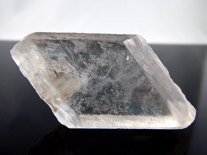 Гипс, кристалл