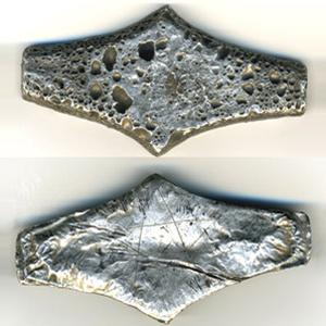 Древне-русские деньги, серебрянная гривна