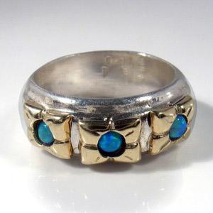 Серебро, кольцо