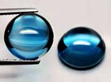 London Blue топаз
