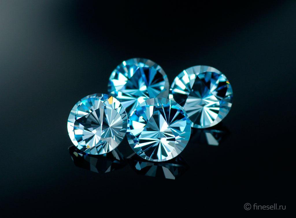 Топаз, драгоценный камень