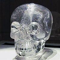 Хрустальные черепа: сенсация ручной работы