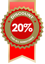 Winter discount of 20% for all stones!