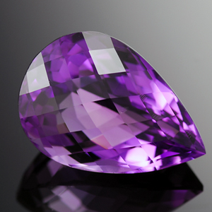 Natural Amethyst, Weight 9.11 Ct