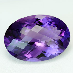 Loose Natural Amethyst gemstone 20.46 Ct