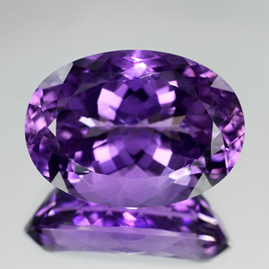 Big Uruguay Amethyst loose gemstone 31.12 Ct
