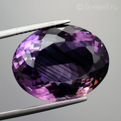 Natural Bolivian Amethyst 11.40 Ct