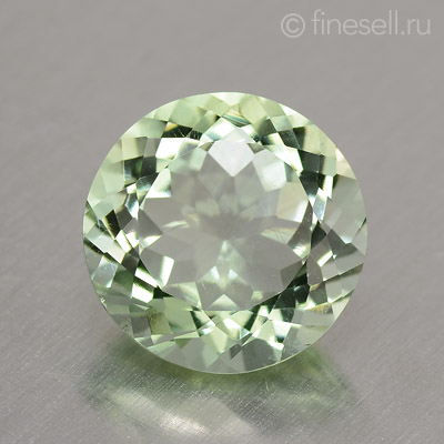 Natural Prasiolite gemstone 7.00 Ct