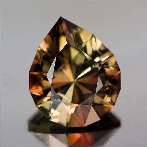 Андалузит, камень