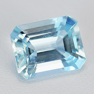 Natural Aquamarine gemstone 2.15 Ct