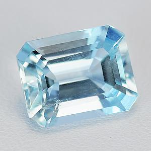 Натуральный камень Аквамарин 2.15 Ct
