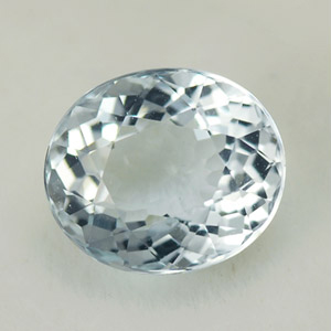 Natural Aquamarine gemstone 2.97 Ct