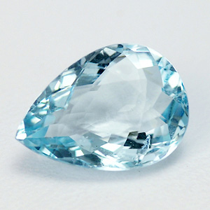 Natural Aquamarine gemstone 1.75 Ct