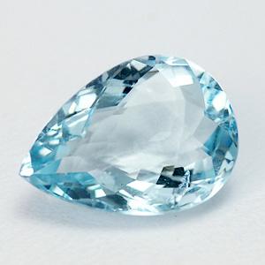 Натуральный камень Аквамарин 1.75 Ct
