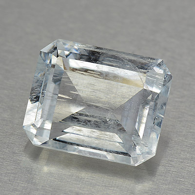 Natural Aquamarine - 16.80 Ct.