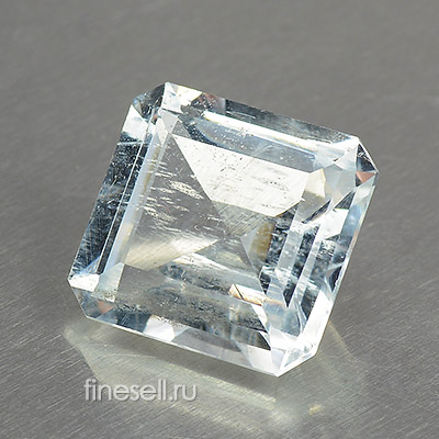 Natural Aquamarine - 8.15 Ct.