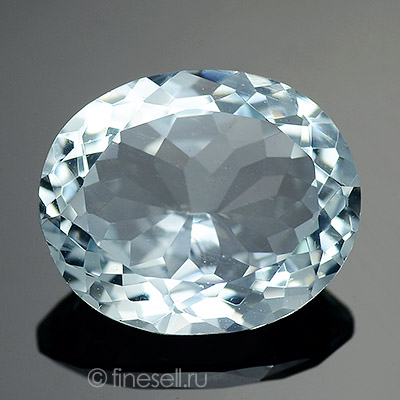 Natural Aquamarine - 3.83 Ct.