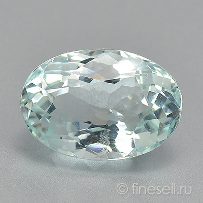 Natural Aquamarine - 9.05 Ct.