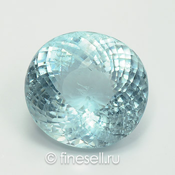 Natural Aquamarine - 3.84 Ct.