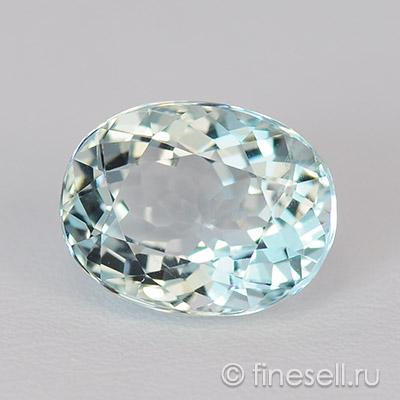 Натуральный камень Аквамарин 2.80 Ct