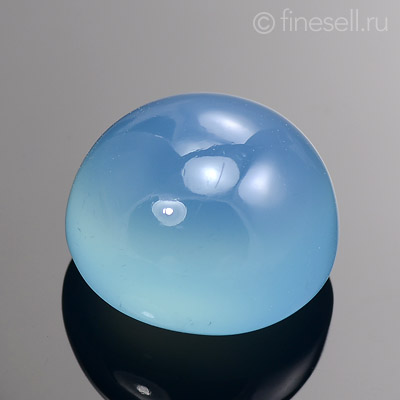 Loose Natural Blue Chalcedony For Sale
