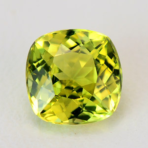 Great quality Natural Chrysoberyl Cushion 0.94 Ct
