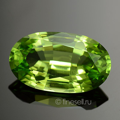 High quality Natural Chrysolite gemstone