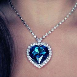 Сердце Океана - алмаз, эксклюзивного лот ценою в 7 млн. 791 тыс. долларов