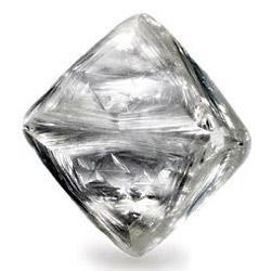 Кристалл алмаза