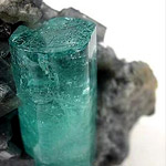Crystal of an Emerald