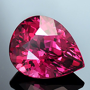 Best quality saturated raspberry color Natural Rhodolite Garnet