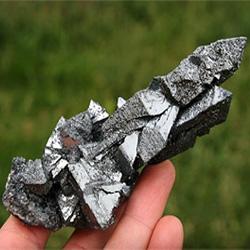 Кристалл магнетита