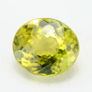 Natural oval shaped Mali Garnet gemstone, weight - 1.00 Ct