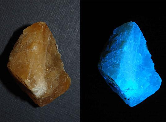Шеелит – редкий и ценный камень