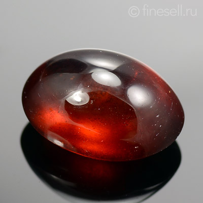 Natural Spessartine Loose Cabochon Gem