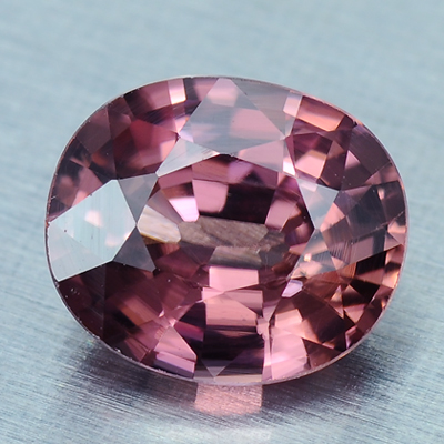 Natural Pink Spinel Gemstone Oval 1.78 Ct
