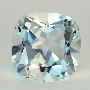 Natural white topaz, Weight 5.31 Ct
