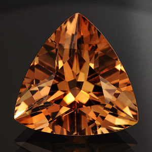 Natural Brown Cognac Topaz 9.65 Ct