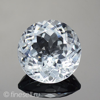Natural White Topaz 5.37 Ct