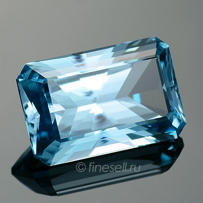 Fine Quality Great cut and polish Blue Color Natural Topaz Loose Gemstone