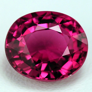 Natural Oval Cut Reach Pink Tourmaline 2.12 Ct