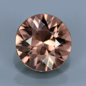 Natural Imperial Zircon 1.13 Ct