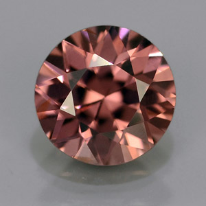 Natural pink imperial zircon 1.46 Ct